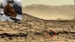 Twitter: ¿Por qué alguien vio la cabeza de un dragón en Marte? - Noticias de curiosity