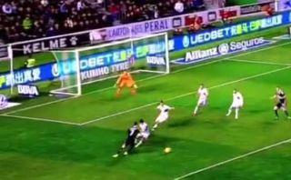 Cristiano Ronaldo: la excepcional jugada que no acabó en gol