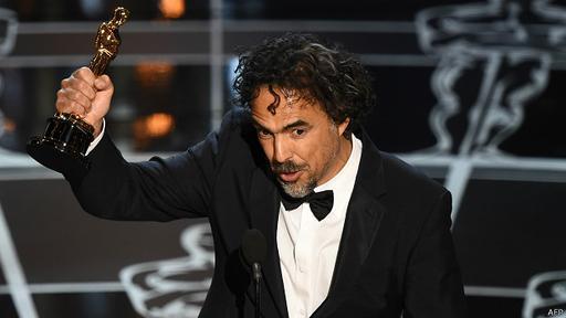 Alejandro G. Iñarritu se acordó de sus compatriotas, tanto los que están en México como los que viven en EE.UU.