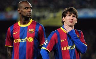 Eric Abidal reveló posible futuro de Lionel Messi, ¿qué dijo?