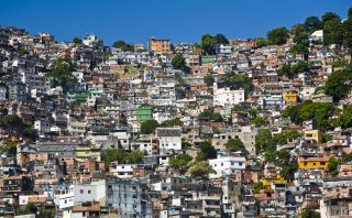 Fotógrafo muestra impresionante forma de ver Río de Janeiro