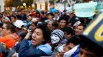Marcha por Cultura: demandan a Castañeda planes y presupuesto - Noticias de cultura