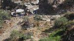Huarochirí: dos policías cayeron en patrullero al río Rímac - Noticias de accidente de carretera