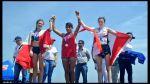 Peruanas ganan oro y clasificación a mundial de Cross Country - Noticias de karina tejeda