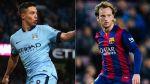 Manchester City vs. Barcelona: así forman para partido de ida - Noticias de neymar en barcelona