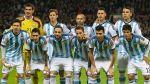Copa América: Argentina enfrentará a Bolivia antes del torneo - Noticias de bolivia