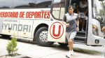 Universitario: Administración da confianza a Ibáñez - Noticias de cusco