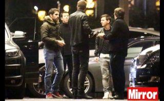 Barcelona: minimizan salida a casino de Messi y Piqué