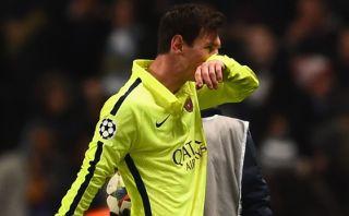Lionel Messi perdonó: erró penal y 'palomita' a los 93'