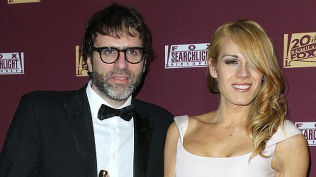 Óscar 2015: guionista captó la atención por su novia transexual