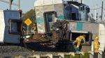 Al menos 30 heridos por descarrilamiento de un tren en EE.UU. - Noticias de accidente en chincha
