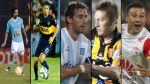 Copa Libertadores: mira todos los goles de los partidos del día - Noticias de palestino vs zamora