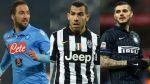 Serie A: duelo de argentinos por ser goleador del torneo - Noticias de jeremy menez