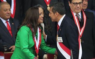 Marisol Espinoza ya no dará el 10% de su sueldo a nacionalismo