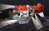 Japón trabaja en submarino capaz de sumergirse 12 mil metros
