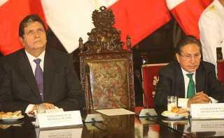 La comisión Orellana citaría a Alan García y Alejandro Toledo