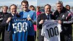 Real Madrid: Iker Casillas y Ancelotti fueron homenajeados - Noticias de iker casillas