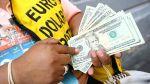 Tipo de cambio sube pero la bolsa limeña cae a inicio de sesión - Noticias de tipo de cambio