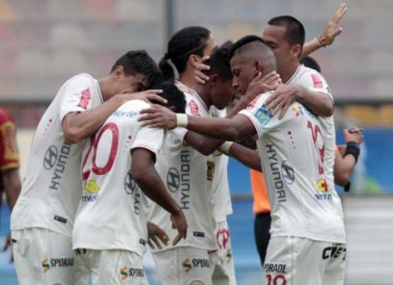 EN VIVO: Universitario vs. Alianza Atlético por Torneo del Inca