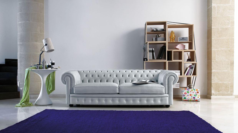 cinco ideas de muebles de cuero que presumen elegancia
