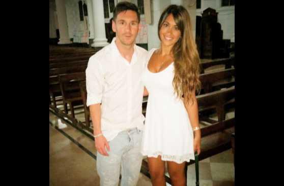 Antonella Roccuzzo, la pareja de Lionel Messi que hoy cumple 27