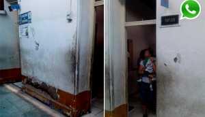 WhatsApp: centro de salud de Los Olivos en verdadera emergencia