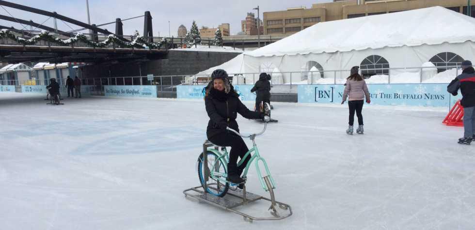 Disfruta el día en Buffalo con estas bicicletas