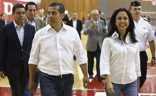 """Humala tildó de """"mamarracho"""" investigación fiscal contra Nadine"""