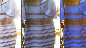 ¿Por qué algunos ven el vestido blanco y otros azul?
