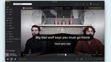 Spotify convierte tu computadora en un 'karaoke'