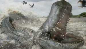 El caimán del Amazonas más poderoso que un tiranosaurio