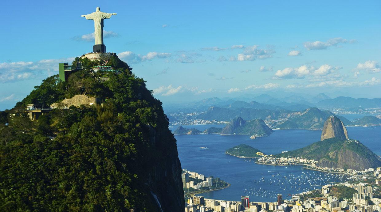 Río De Janeiro conmemora 450 años de su fundación