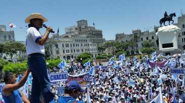 Enrique Vargas: Aportes a Waldo Ríos no son gratuitos
