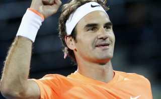 Roger Federer venció a Novak Djokovic en la final de Dubái