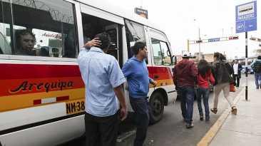Municipio de Lima publicó ordenanza sobre nuevo plan de rutas