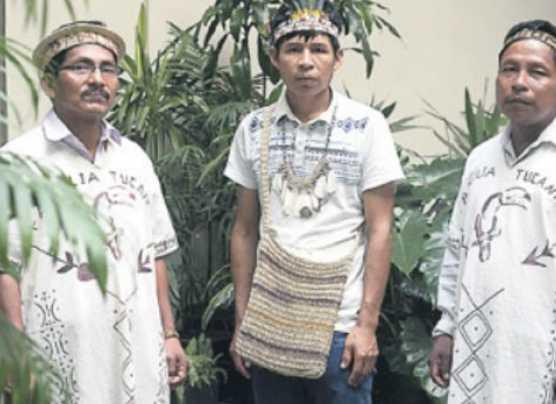 Maijunas y kichwas reclaman la protección de sus bosques