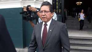 Fiscal Sánchez: