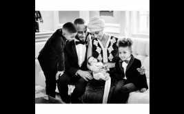 Facebook: Alicia Keys presentó a su segundo hijo Genesis Ali