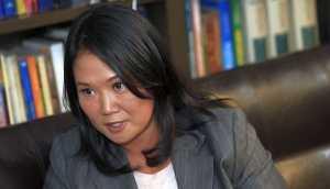 Keiko evalúa ir a segunda cita del diálogo con el Gobierno