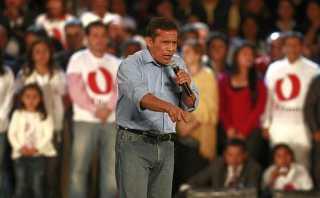 Fiscal archivó irregularmente investigación a partido de Humala