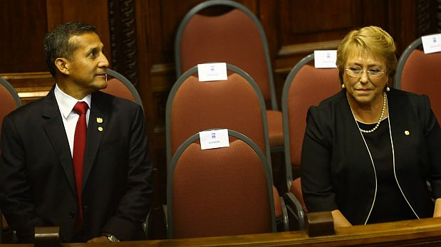 [Foto] Cancilleres de Perú y Chile se reunieron por presunto espionaje