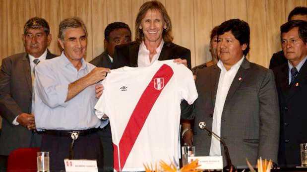 nuevo DT de Perú