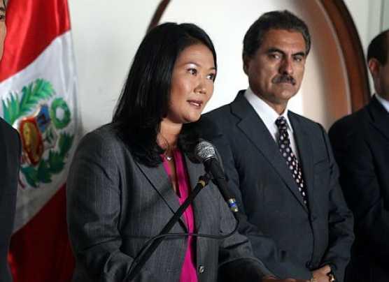Fujimorismo acudirá a segunda cita del diálogo con el Gobierno