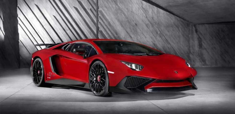 Lamborghini Aventador Superveloce se presentará en Ginebra