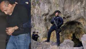 'La Tuta' terminó en la miseria y escondido en cuevas sucias