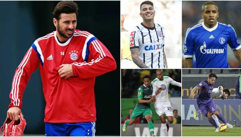 Selección: Claudio Pizarro y la poca actividad de 'extranjeros'