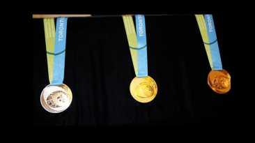 Toronto 2015: presentan medallas que ganarán los deportistas