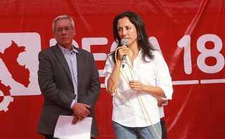 Nadine acusa a medios de presionar a fiscal que la investiga