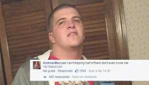 Facebook: prófugo retó a policías que publicaron su foto