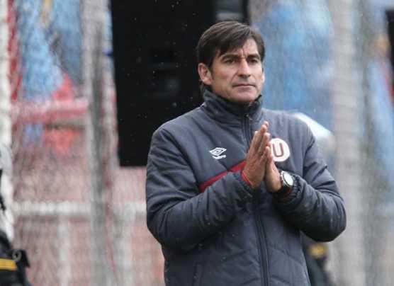 Universitario: Óscar Ibáñez confirma su salida al club